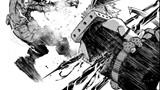 Dự đoán spoiler My Hero Academia chap 286: Endeavor, Bakugo nguy kịch. Gigantomachia giải cứu Shigaraki