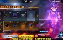 Free Fire: Chi tiết phần thưởng Elite Pass Season 29
