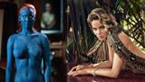 """Những màn """"biến hình"""" cực sốc của các diễn viên Hollywood"""
