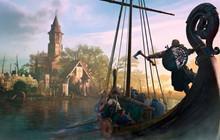 Assassin's Creed Valhalla tung trailer mới về hành trình của Eivor