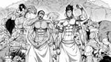 Dự đoán spoiler Shuumatsu No Valkyrie chap 38: Bị đánh no đòn, Shiva được Rudra tiếp sức đấm chết Raiden