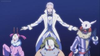 Dự đoán spoiler Tensei Shitara Slime Datta Ken chap 76: Rimuru đối đầu Clayman