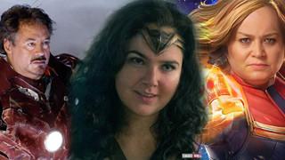 Cười nghiêng ngả với loạt ảnh thừa cân của các siêu anh hùng Marvel - DC