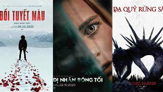 Điểm danh những phim kinh dị đình đám sắp ra rạp trong tháng Halloween (P1)