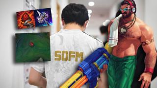 LMHT: Game thủ lại phát hiện lỗi game trong trận tie-break giữa G2 và SN liên quan đến Graves của SofM