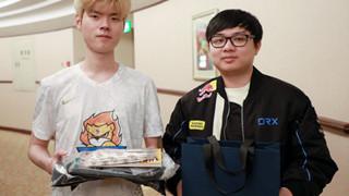 LMHT: DragonX bất ngờ gọi SofM là Thần Rừng trong cuộc gặp gỡ mới nhất với Suning Gaming