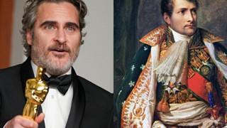 """Hết làm """"Joker"""", Joaquin Phoenix hóa thân thành Hoàng đế Napoléon trong phim mới"""
