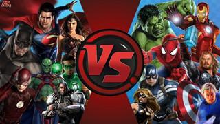 """Lịch chiếu dày đặc của Marvel và DC: Các siêu anh hùng phải """"giải cứu thế giới"""" tận 12 lần trong vòng 16 tháng?"""