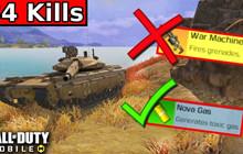 Call of Duty Mobile: Cách phá huỷ xe tăng một cách dễ dàng trong COD Mobile