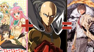 Mangaka nổi tiếng từng phụ tá cho ai: To Love Ru và One Punch Man vẽ truyện Death Note!