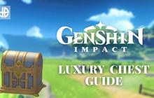 Genshin Impact: Tổng hợp chu kỳ xuất hiện của những tài nguyên và rương mà game thủ cần phải biết