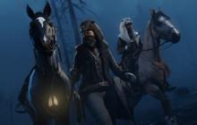Red Dead Online mang không khí Halloween đến miền viễn Tây