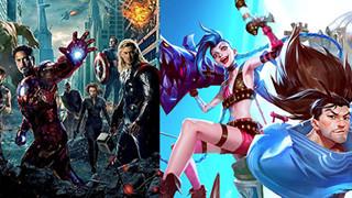 Riot Games đang hợp tác cùng với studio sản xuất The Avengers để làm phim quảng bá cho Liên Minh: Tốc Chiến?