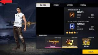 Garena Free Fire: Cách đổi biệt hiệu trong game