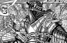 Dự đoán spoiler Berserk chap 363: Cơ hội tiêu diệt God Hand và quá khứ của Skull Knight