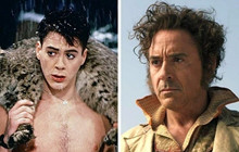 Ngoại hình của dàn sao Hollywood trước khi nổi tiếng khiến fan cực sốc