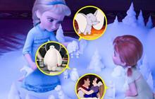 Những chi tiết ẩn trong phim hoạt hình Disney mà bạn không dễ nhận ra (Phần 1)