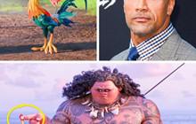 Những chi tiết ẩn thú vị trong phim hoạt hình Disney bạn không dễ nhận ra (Phần 2)