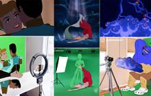 Sẽ ra sao nếu các bộ phim hoạt hình Disney cũng có Behind The Scenes?