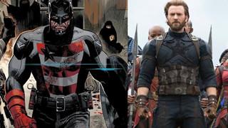[HOT] Danh tính Captain America mới vô tình bị tiết lộ