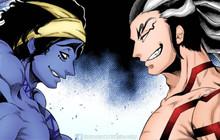 Spoiler Shuumatsu No Valkyrie chap 38: Shiva áp đảo hoàn toàn, chém đứt người Raiden