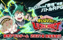 My Hero Academia: Ultra Impact chính thức lộ diện trên điện thoại di động