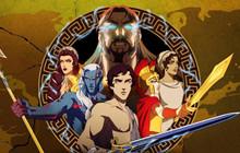 Review anime Netflix Blood Of Zeus: Bạo lực, máu me, drama và… Chấm Hết!
