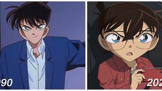 """Khi các nhân vật anime/manga cũng """"đú trend"""" #howmuchhaveyouchangedchallenge!!"""