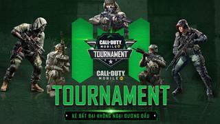 VNG tổ chức giải đấu Call of Duty Mobile Tournament