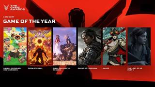 The Game Awards 2020 lộ diện danh sách đề cử đầy đủ hạng mục