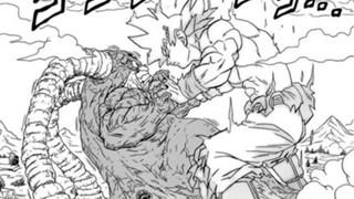 Spoiler Dragon Ball Super chap 66: Goku hóa khổng lồ, trở thành thực thể mạnh nhất Trái Đất!