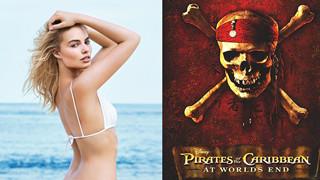 Người tình Joker - Margot Robbie nhá hàng hình ảnh mới của Cướp biển vùng Caribe