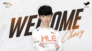 LMHT: Chovy chính thức ký hợp đồng với Hanwha Life Esports sau khi rời khỏi DragonX không lâu