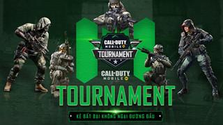 Lộ diện 06 gương mặt thi đấu Tứ kết giải Call of Duty Mobile Tournament