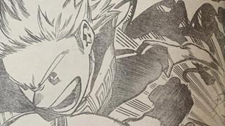 Spoiler My Hero Academia chap 292: Shigaraki triệu tập Noumu. Anh Hùng Lemillion tái xuất!!!