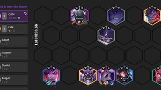 DTCL Mùa 4: Hướng dẫn Top 10 đội hình mạnh nhất Rank Cao Thủ meta 10.24 toàn thế giới