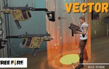 Free Fire: Mọi thứ về khẩu SMG Vector sẽ xuất hiện trong bản cập nhật OB25