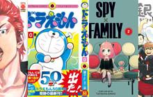 Tổng hợp lịch phát hành manga tháng 12: Ớt Bảy Màu, Spy X Family, Doraemon tập 0, Slam Dunk và...?