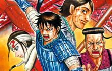 Đâu là quyển manga bán chạy nhất năm 2020: Kingdom, One Piece bị đánh bại