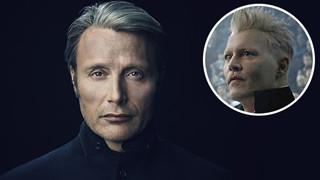 Phát ngôn chính thức của Mads Mikkelsen về việc thay thế Johnny Depp