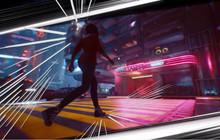 JoJo's Bizarre Adventure xuất hiện khắp nơi, vào cả trong Cyberpunk 2077