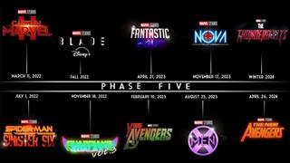 """Marvel công bố 12 dự án mới, phần phim về """"người nối nghiệp Iron Man"""" khiến các fan bất ngờ"""