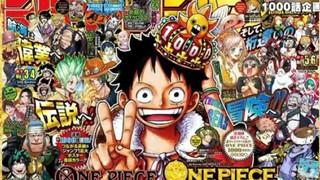 Jump Festa 2021: Tổng hợp tin mới đáng chú ý nhất: One Piece chap 1000, My Hero Academia kết thúc và?