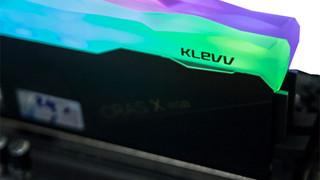Trên tay nhanh RAM KLEVV CRAS X RGB - Bô RAM mạnh mẽ, hợp thời, ước mơ của mọi game thủ