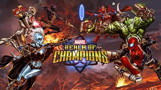 Marvel Realm of Champions - Tựa game đối kháng 3v3 siêu anh hùng chính thức ra mắt toàn cầu