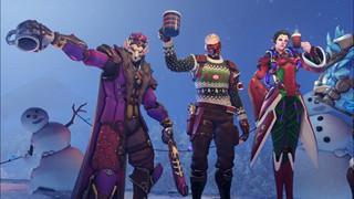 Nhân dịp Giáng Sinh và Năm mới, Overwatch chính thức mở miễn phí đến đầu tháng 1