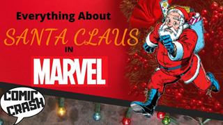 """Không còn là ông lão thân thiện, hóa ra """"ông già Noel"""" trong Vũ trụ Marvel là một dị nhân siêu mạnh"""