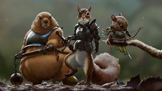 Dota 2 - Vừa ra mắt Sóc, Valve chuẩn bị ra thêm tướng chuột được nhá hàng trong code nguồn