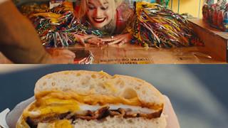 Biên kịch Birds of Prey tiết lộ ý nghĩa món sandwich trứng yêu thích của Harley Quinn