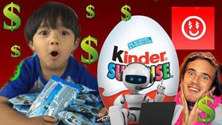 Đánh bại PewDiePie, cậu bé 9 tuổi trở thành Youtuber có thu nhập cao nhất năm 2020